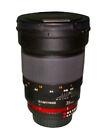 Samyang Nikon F 35mm Focal Camera Lenses