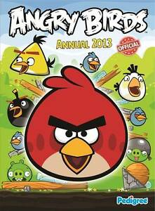 Angry-Birds-Annual-2013-Annuals-2013-Pedigree-Books-Ltd-Hardcover-Book