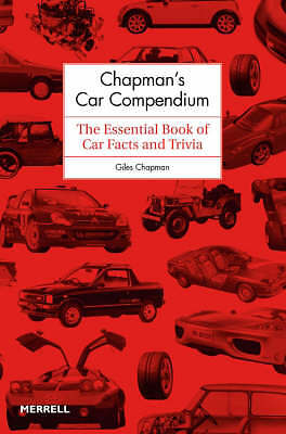 Chapman's Car Compendium: The Essential Book of Car Facts and Trivia by Giles Chapman (Hardback, 2007)