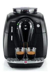 philips hd8743 kombiger t espresso kaffeemaschine vollautomat saeco hd 8743 11 ebay. Black Bedroom Furniture Sets. Home Design Ideas
