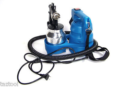 Electric Hvlp Air Spray Paint Gun System Tools