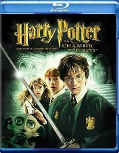 Harry Potter and the Chamber of Secrets (Blu-ray, 2007 Multi Language) New