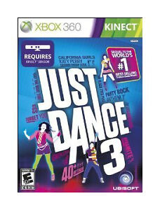 Just-Dance-3-XBox-360-Video-Game-BRAND-NEW