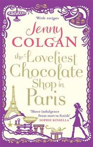 The Loveliest Chocolate Shop in Paris, Colgan, Jenny, Very Good condition, Book