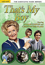 That's My Boy - Series 3 - Complete (DVD, 2011)