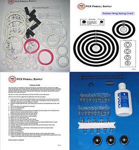 1990-Williams-Diner-Pinball-Tune-up-Kit