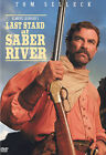 Last Stand at Saber River (DVD, Canadian)