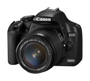 Canon EOS 500D / Rebel T1i 15.1 MP Digit...