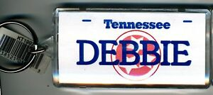 TENNESSEE-NAME-KEYCHAIN-DEBBIE-LN-06-346