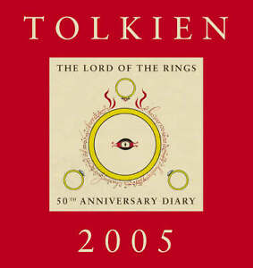 Tolkien-Diary-2005-50th-Anniversary-Edition-GOOD-Book