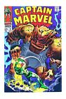 Captain Marvel Marvel Silver Age Avengers Comics