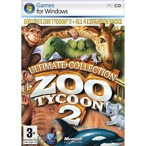 Zoo Tycoon 2: Ultimate Collection (PC) PC Brand New