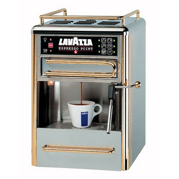 lavazza espresso point vs mr coffee ftx41 ebay. Black Bedroom Furniture Sets. Home Design Ideas