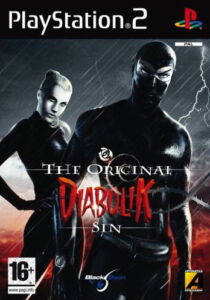 Playstation 2 Spiel - The Original Diabolik Sin - USK 12 - Top***