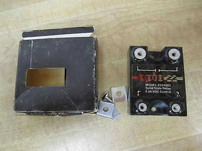 Opto 22 Zs240d5 Solid State Relay