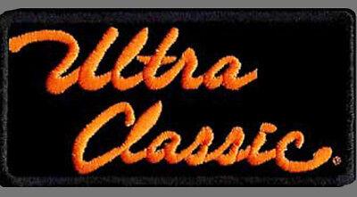 Harley Davidson Ultra Classic Patch