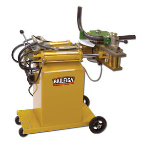 NEW Baileigh RDB-150 Rotary Draw Pipe & Tube Bender FREE Shipping