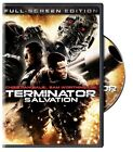 Terminator Salvation (DVD, 2009, P&S; Includes Digital Copy)