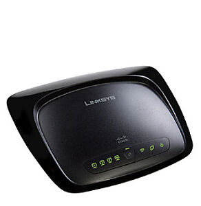 Linksys WRT54G2 54 Mbps 4-Port 10/100 Wi...