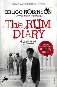 The-Rum-Diary-A-Screenplay-Based-on-the-Novel-by-Hunter-S-Thompson-Bruce-Rob