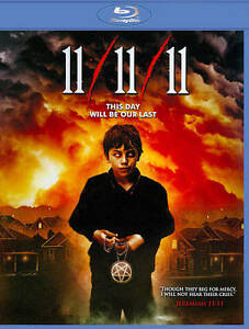 11/11/11 Blu-ray Disc, 2011 Excellent Horror Movie. Genre Evil - $5.00