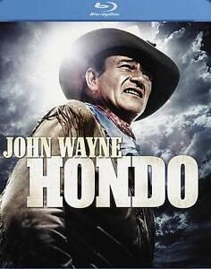 Hondo  John Wayne, Geraldine Page! Near Mint!
