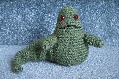 Amigurumi Hand Crochet Star Wars Jabba The Hut Doll