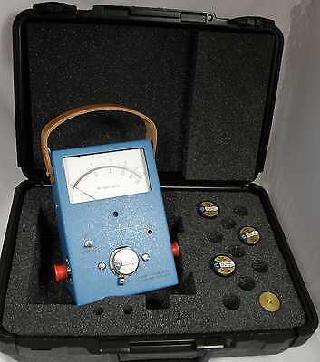 Coaxial Dynamics Ham Radio Wattmeter 83000a Kit Peak/aver...