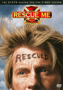 RESCUE ME FINAL SEASON 6 New Sealed 5 DVD Set