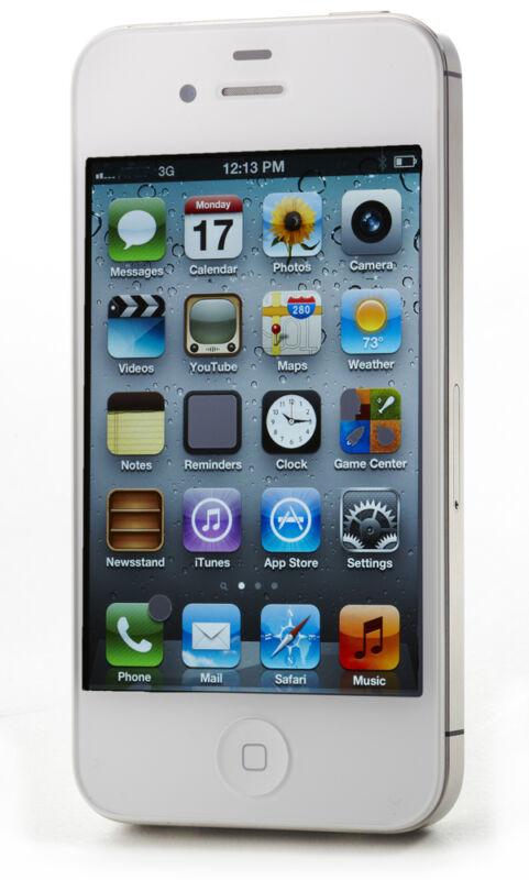 Apple  iPhone 4s - 32 GB - White - Smartphone