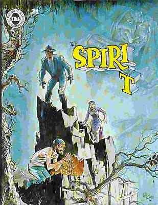The Spirit Magazine # 21 (Will Eisner) (USA, 1979) online kaufen