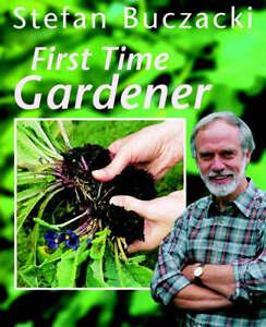 Buczacki-Stefan-T-First-Time-Gardener-Amateur-Gardening-Guide-Book
