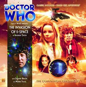 The Invasion of E-Space (Doctor Who: The Companion Chronicles) Big Finish CD