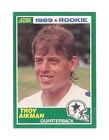 Score Football Trading Cards Set Season 1989