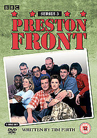 Preston Front Complete 3rd Series Dvd Colin Buchanan Brand New & Factory Sealed
