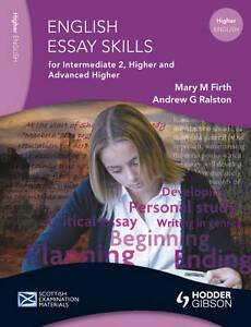 good books for advanced higher english dissertation