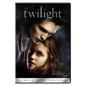 Twilight (DVD, 2009, Limited Retail Excl...