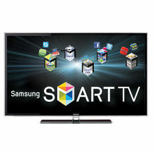 "Samsung Smart TV UN55D6000SF 55"" 1080p H..."