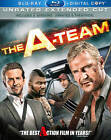 The A-Team (Blu-ray Disc, 2010, 2-Disc Set, Unrated Extended Cut; Includes Digital Copy)