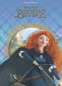 Disney-Brave-Classic-Storybook-Disney-Pixar-Brave-Disney-Very-Good-Book