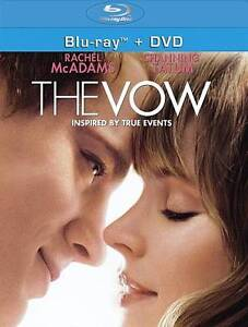 The Vow (Blu-ray/DVD, 2012, 2-Disc Set, ...