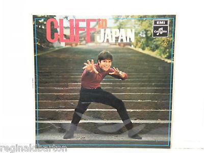 "Cliff Richard - IN JAPAN 12"" Lp 1967"