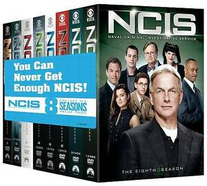 NCIS-Seasons-1-8-DVD-2011-47-Disc-Set