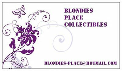 BLONDIES PLACE COLLECTIBLES