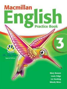 Bowen, Mary-Macmillan English Practice Book 3  BOOK NEW