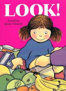 Church-Caroline-Jayne-Look-Toddler-Books-Book