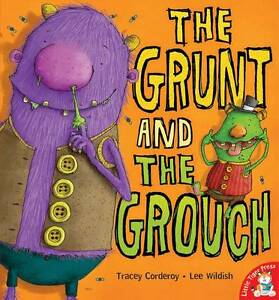 Tracey-Corderoy-The-Grunt-and-the-Grouch-Book