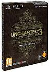 Uncharted 3: Drake's Deception Action/Adventure Video Games