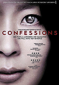 Confessions (DVD, 2011)