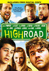 High Road (DVD, 2012, Includes Digital Copy)